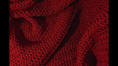 Worlds Easiest Crochet Afghan Pattern