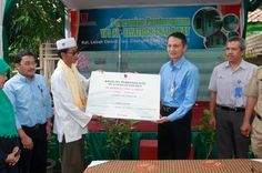 program kemitran bina lingkunga PT Krakatau Steel