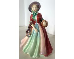 Beautiful Paragon Lady Marilyn Figurine