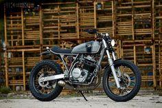 Cafe Racer Honda XR600