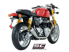 Triumph Thruxton 1200 / R Exhausts Exhausted, Projects, Ideas, Log Projects, Thoughts