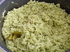 Thai Green Rice