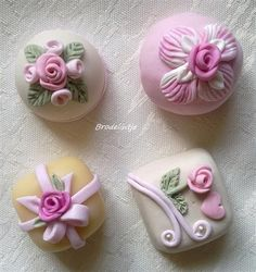fimo paper weights