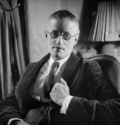 James Joyce, Paris 1934