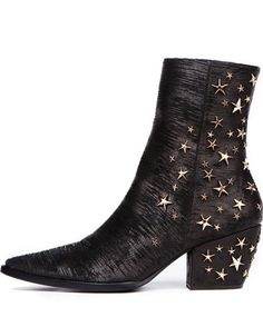 20f4850144c Matisse Black Star Charlotte Boot The Best of women shoes in - Shoes  Fashion   Latest Trends