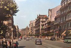 García Barbón. Vigo. 1970. (Pontevedra). Galicia. Spain..