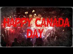 YouTube Happy canada day Youtube Happy, Happy Canada Day, Neon Signs, Videos