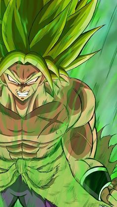 Goku Vs Broly Dragon Ball Movie - When it all comes down to Vegeta, Goku, Frieza, and Broly they are all destine to fight from the beginning of Dragon Ball. Dragon Ball Z, Photo Dragon, Broly Ssj4, Broly Movie, Manga Dragon, Super Anime, Goku Vs, Just In Case, Anime Art