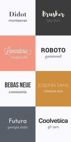 Choose the right typography - Atelier Bien choisir sa typographie — Atelier Nobo Fonts Pairings - Inspiration Typographie, Typography Inspiration, Graphic Design Inspiration, Style Inspiration, Typography Letters, Graphic Design Typography, Graphic Design Posters, Font Logo Design, Minimalist Graphic Design
