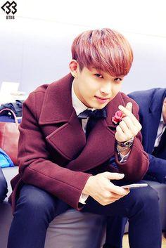 151231 BTOB Behind Story | MBC Gayo Daejejeon #BTOB #Hyunsik