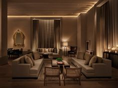 The New York EDITION Hotel by Ian Schrager,DESIGNED by THE ROCKWELL GROUP