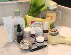 My Daily Routine: Makeup, Skin & Hair - Elements of Style Blog