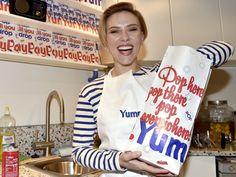 Scarlett Johansson Shares Her Nutella Salted Caramel Popcorn Recipe Scarlett Johansson, Salted Caramel Popcorn, Avengers Girl, Popcorn Recipes, Food Trends, Nutella, Eat, Instagram Posts, Germany