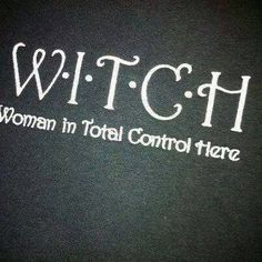 Find images and videos about woman, humor and witch on We Heart It - the app to get lost in what you love. Wiccan, Witchcraft, Magick Spells, Maleficarum, Witch Quotes, Witch Meme, Funny Quotes, Life Quotes, Practical Magic