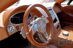 Delor-i-am steering wheel