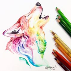 40 best ideas for art drawings wolf artworks Wolf Howling Drawing, Animal Drawings, Art Drawings, Wolf Drawings, Wolf Colors, Wolf Sketch, Wolf Artwork, Wolf Pictures, Call Art