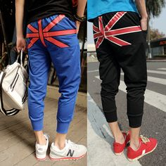 2014 fashion Bandana Print jogger men Harem Pants bape trousers drop crotch pants men sweatpants