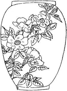 1886 Ingalls Floral Vase | Flickr - Photo Sharing!