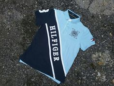 Collier original T-Shirt Tommy Hilfiger Clothing Store Displays, Polo T Shirts, Tommy Hilfiger, Graphic Tees, Men's Fashion, Sweatshirts, Disney, Boys, Outfits