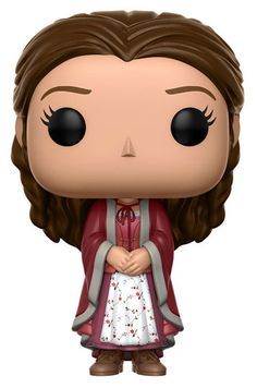 Pink Dress Belle Live Action Beauty and the Beast Funko Pops