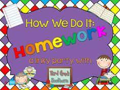 Homework packets