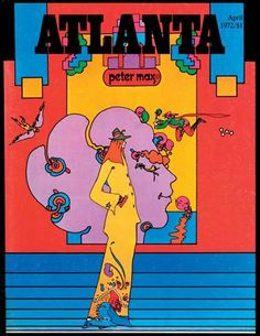 April 1972. An in-depth, candid interview with the artist Peter Max in which Max described his unique, creative process by which he produced intricate, imaginative drawings at an alarmingly fast rate