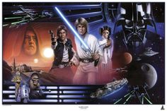 Star Wars 30th Anniversary by ~BrianRood on deviantART