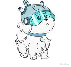 Snuffles/Snowball (Rick and Morty)