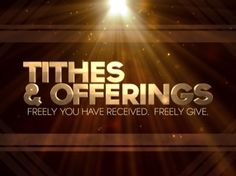 28 Best Tithes Offering Images In 2018 Scripture Quotes Bible