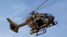 Latest Helo and more for special operations at Eurosatory