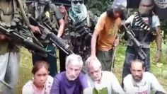 ISIS-Aligned Filipino Militants Release Video of Canadian Hostages + Video