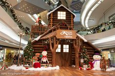 Festival Walk Enchanted Christmas Stage HK (hkdigit-20131203-172128) (from Hong Kong Photo Gallery)