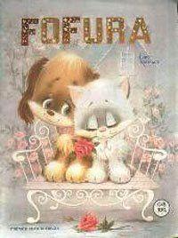 Álbum de figurinhas Fofura | Infância Anos 80 e 90