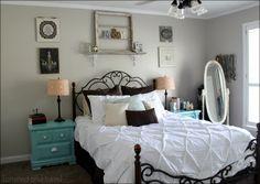 aqua bedroom - Google Search
