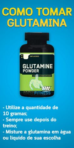 Como tomar #glutamina  #suplementos #academia #glutamine #gym #workout #fitness #basefiness Health Diet, Health Fitness, Workout Fitness, Ultimate Workout, Bodybuilding Recipes, Transformation Body, Gym Time, Get Healthy, Workout Programs