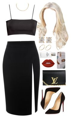 13 May, 2016 by jamilah-rochon on Polyvore featuring polyvore, fashion, style, H&M, Alexander McQueen, Christian Louboutin, Louis Vuitton, Anita Ko, Forever 21, Nordstrom, Lime Crime, Chanel and clothing