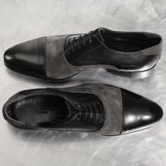 Paul Fredrick Italian Leather Wing Tip Men's Dress Shoes - Reviews