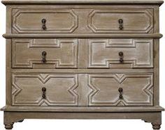 Watson Dresser, Weathered