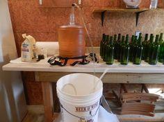 How To Make Muscadine Wine The Texas Pioneer Woman Blog Grit Magazine Muscadine Wine Watermelon Wine Wine Recipes