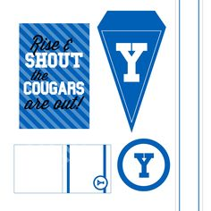 it will change your life: The Ultimate BYU vs U of U Rivalry Party ... Week roundup!!