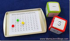 Math games for kids
