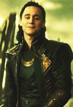 Loki in Thor - The dark world.