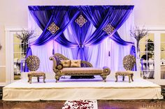 Unique Wedding Ideas Wedding Stage Wedding Hall Decorations 8 Stunning Stage D. Indian Wedding Stage, Wedding Stage Design, Wedding Reception Backdrop, Wedding Mandap, Wedding Receptions, Wedding Ceremony, Reception Stage Decor, Wedding Backdrop Design, Indian Reception