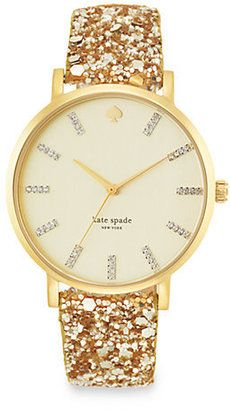 Go for gold #katespade #watches #accessorises