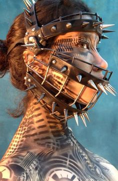 If It's Hip, It's Here: The Impressive Body Art of Michael Rosner and Eye Level Studios.