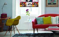Поп-арт, как он есть. Living Room Plan, Room Planning, Pop Art, How To Plan, Interior Design, Chair, Furniture, Home Decor, Nest Design