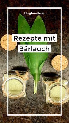Der Bärlauch – Die heimische Gewürzpflanze für Feinschmecker! Wir haben für euch einen Bärlauch-Aufstrich, eine Bärlauchsuppe sowie ein Rezept für ein Bärlauchsalz! Viel Spaß beim Nachkochen :) #bloghuette #träumendarfmanjaschonmal #salzburgersportwelt Austrian Food, Austrian Recipes, Traditional, Recipies