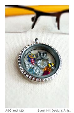 ABC Teacher Locket
