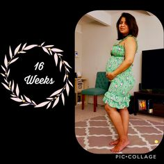 Twin Belly, 16 Weeks, Twin Girls, Lily Pulitzer, Twins, Pregnancy, Dresses, Fashion, Vestidos