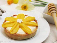 tartelette mangue - groseilles Sugar, Cookies, Desserts, Battle, Food, Cat, Pies, Mango, Essen